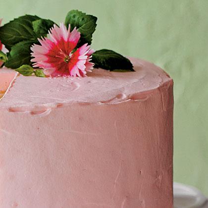 Strawberry Frosting Recipe