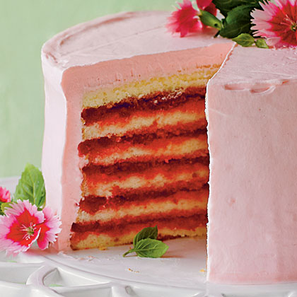 Strawberry Cake Recipe With Jelly: Strawberry Cake Filling
