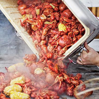 The Crawfish Boil Recipe