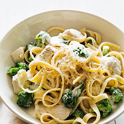 Chicken And Broccoli Alfredo Recipe Myrecipes