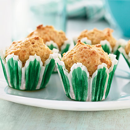 Parmesan-Rosemary Mini MuffinsRecipe
