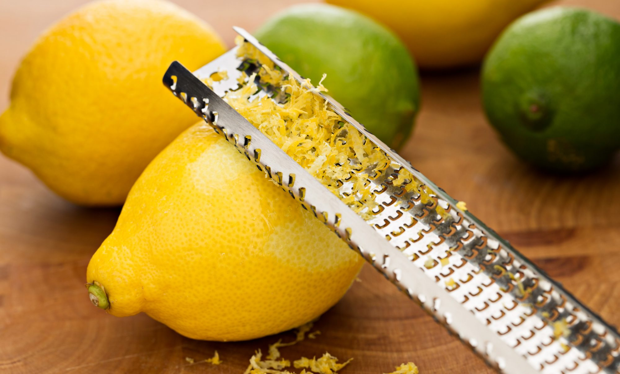 You Should Add Lemon Zest to Everything You Eat and Drink