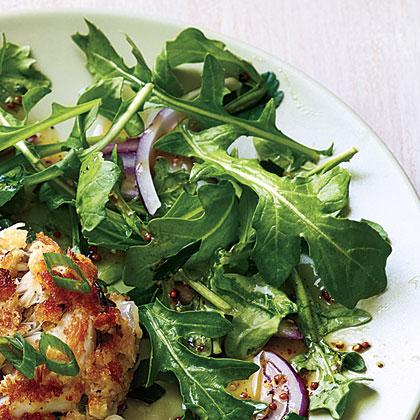 Arugula-Parsley SaladRecipe