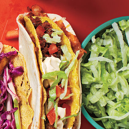 Double-Layer Beef TacosRecipe