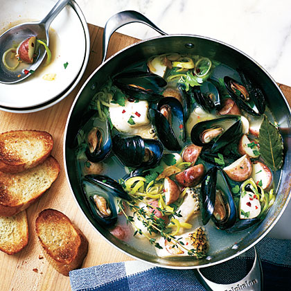Quick Seafood StewRecipe
