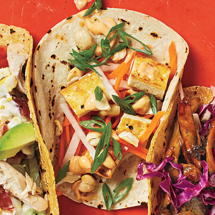 Supercrunch Tofu Tacos