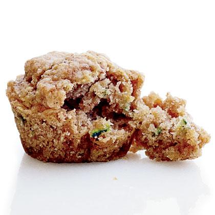 ck-Zucchini Mini Muffins