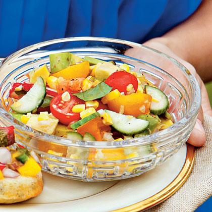Corn-Avocado Salad
