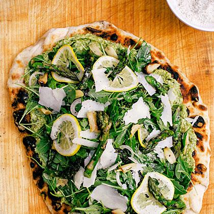 Asparagus Insalata Piadine