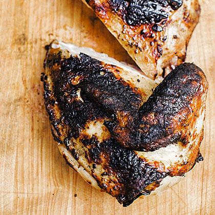 Calabrian Chicken al Mattone