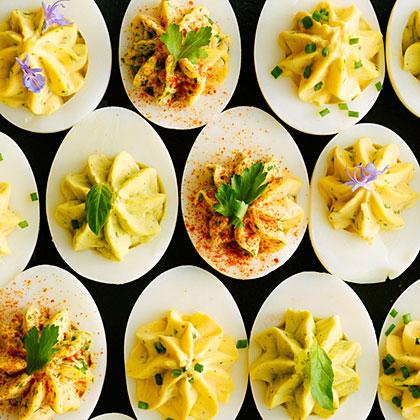 Greek Yogurt Deviled Eggs Recipe