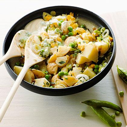 Spring Bounty Potato Salad