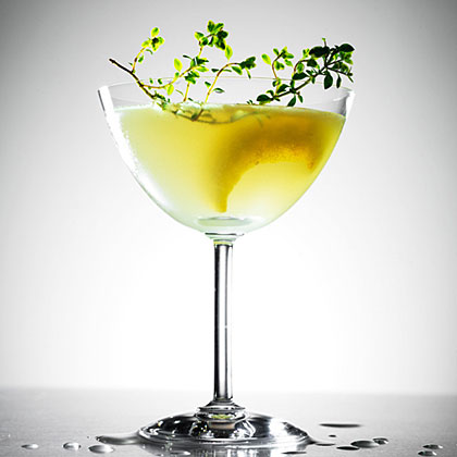 Thyme for Mezcal Recipe