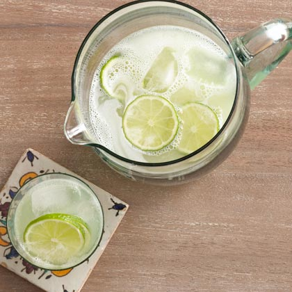 <p>Fizzy Margaritas</p>