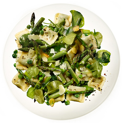 <p>Green Goddess Pasta Salad</p>