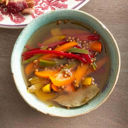 <p>Pickled Peppers</p>