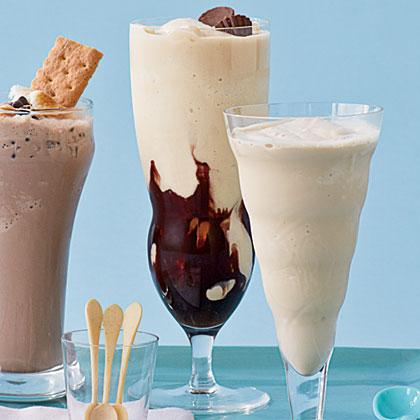 Peanut Butter-Chocolate Shake Recipe
