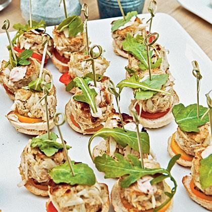 Crab Cakes with Aïoli Recipe