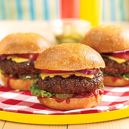 The Basic Burger Recipe