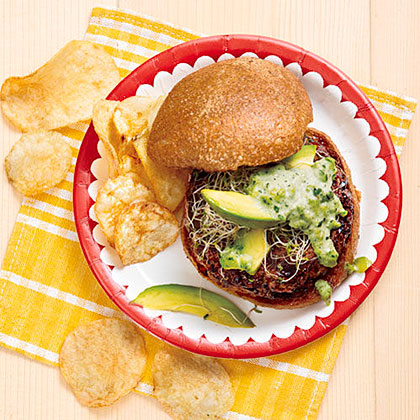 The California Burger Recipe