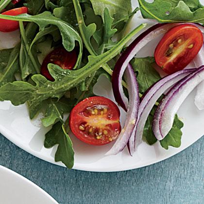 Arugula-Tomato Salad