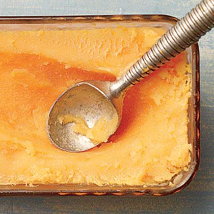 Cantaloupe Sherbet Recipe