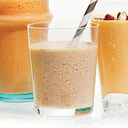 With ingredients recalling a Bloody Mary, Horseradish-Tomato Smoothies prove to be an eye-opening beverage. These smoothies are great for mature palates.Horseradish-Tomato Smoothies                            Recipe