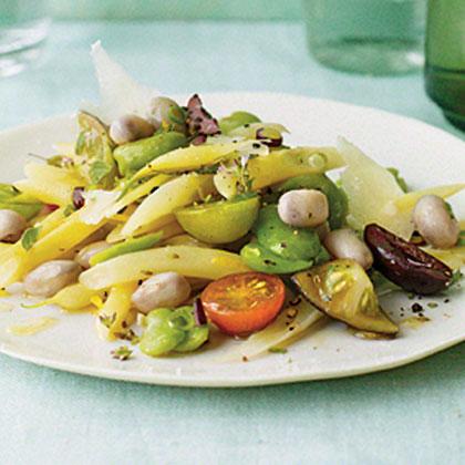 Italian Three-Bean Salad Recipe