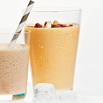 Orange Cream Smoothies