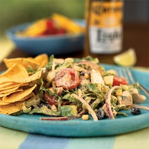 Chipotle Chicken Taco Salad