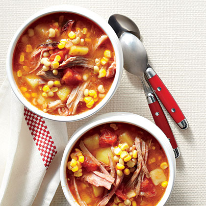 Summer Brunswick Stew Recipe