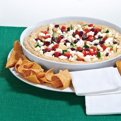 Kraft Athenos: Athenos Five Layer Greek Dip