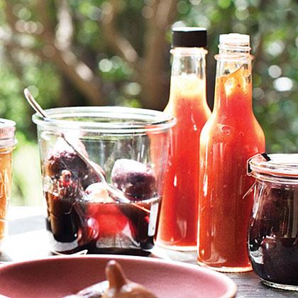 Apricot-Chile Hot Sauce
