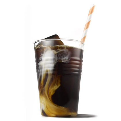 <p>Berry Iced Coffee</p>