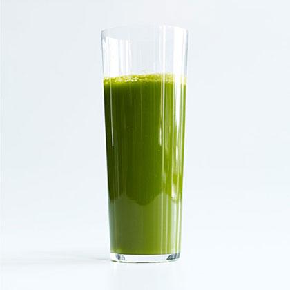 Cilantro-Celery Juice Punch Recipe