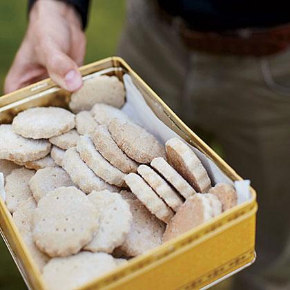 Granny Wallace's Shortbread Cookies Recipe