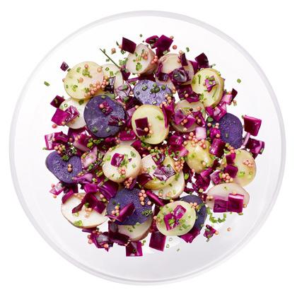 Powered-Up Potato Salad