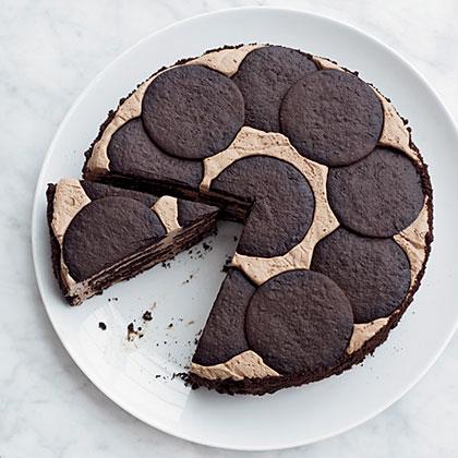 Icebox Chocolate CheesecakeRecipe