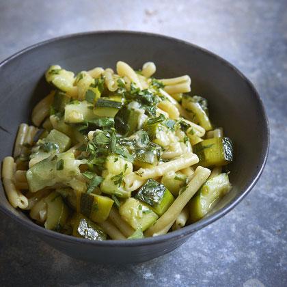 <p>Pasta with Zucchini</p>