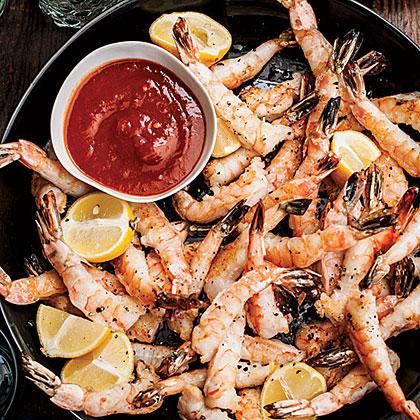 Shrimp Cocktail with Singapore Hot SauceRecipe
