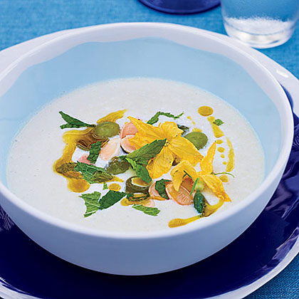 White Gazpacho Recipe