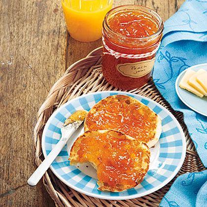 Peach Cinnamon Jam Recipe