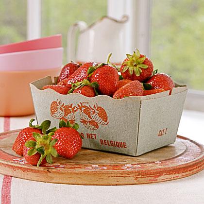 7 Ways with Strawberries