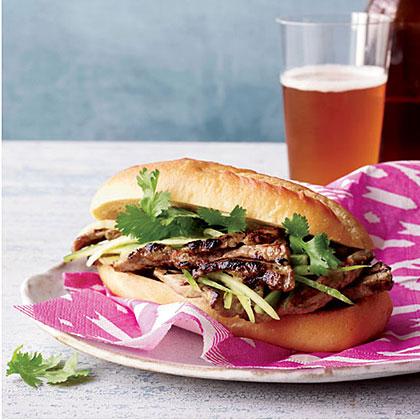 Grilled-Pork Banh MiRecipe