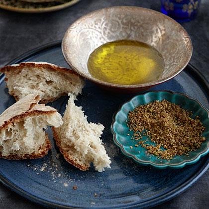 Hazelnut Dukka Recipe
