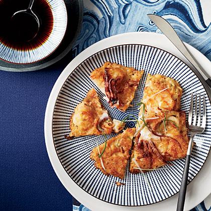 Korean Seafood Pancakes Recipe