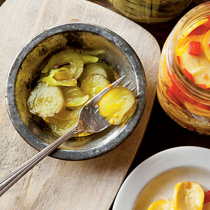 Bread-and-Butter Pickles Recipe