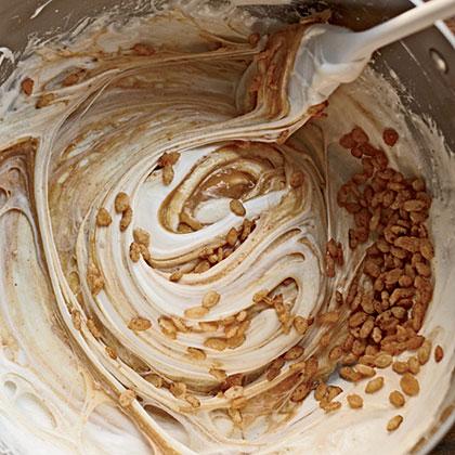 Peanut Butter Rice Krispie Treats
