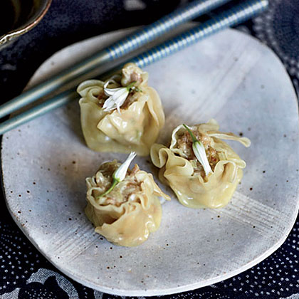 Shumai with Crab and Pork