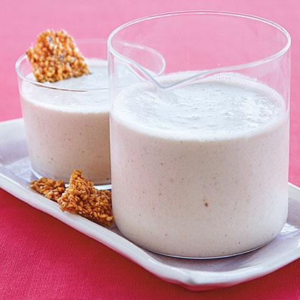 Almond-Tahini Shake